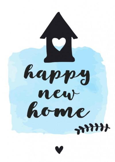felicitatie-happy-new-home-zwart-wit
